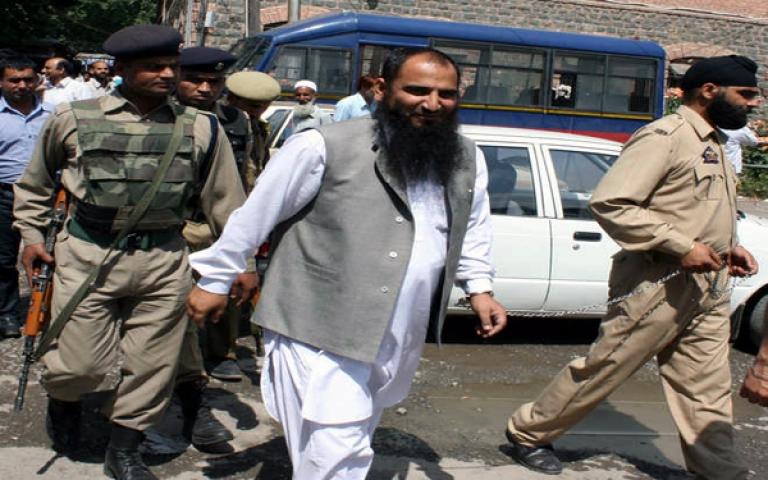 कश्मीर में अलगाववादियों की गिरफ्तारी पर पाकिस्तान को एतराज