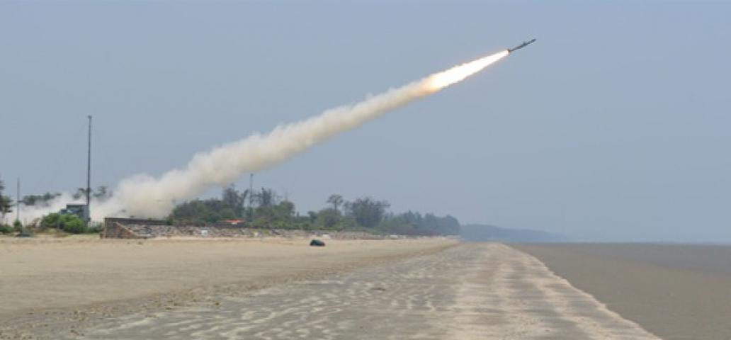 तहरीक ए तालिबान ने किया उमर 1 मिसाईल का परीक्षण