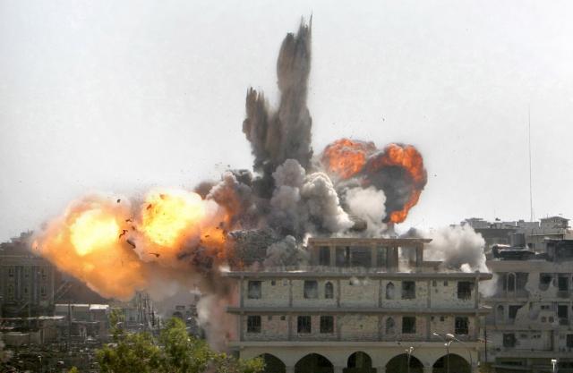 इराक में हुए दो बम विस्फोट, 10 लोगो की मौत