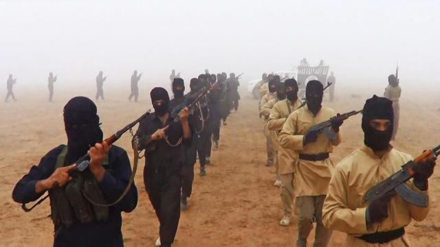 इराकी हमले में ISIS के 250 आतंकवादी मारे गए