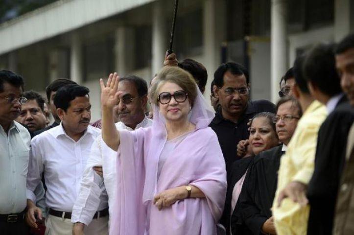 बीएनपी का बांग्लादेश में यातायात बंद समाप्त