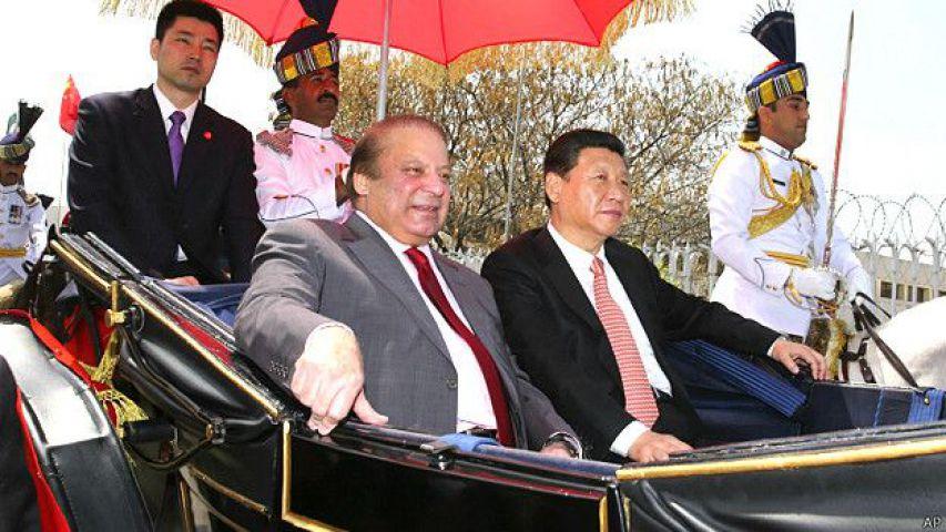पाकिस्तानी मीडिया में छाई रही चीन की मेहरबानी