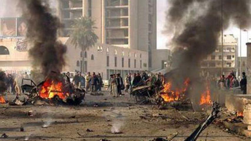 इराक में हुए बम विस्फोट में 10 की मौत