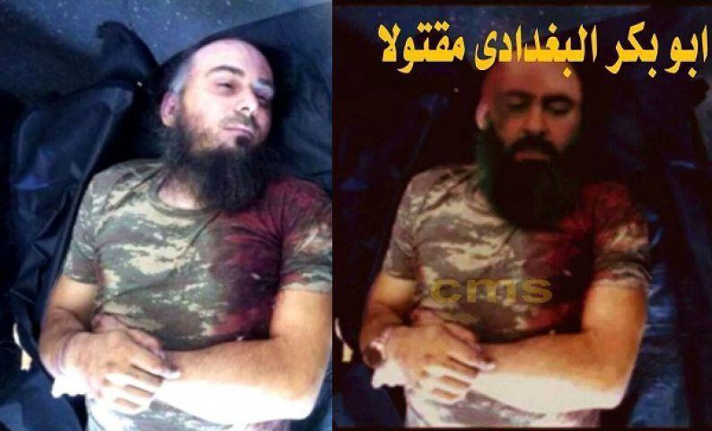 ISIS चीफ बगदादी अभी भी जिन्दा, रीढ़ की हड्डी में चोट के कारण हिल नहीं पा रहा