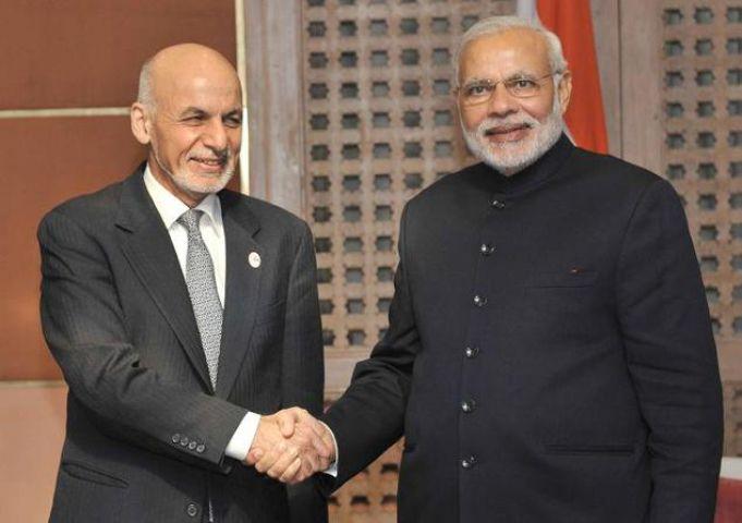 अफगानिस्तान के राष्ट्रपति 3 दिवसीय भारत दौरे पर