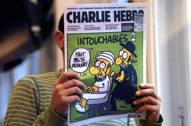 पैगंबर साहब के कार्टून नहीं बनाएगी शार्ली अब्दो