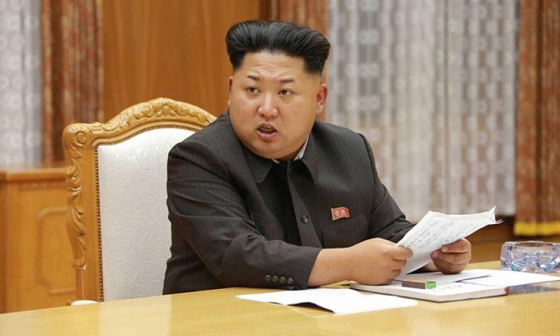 किम जोंग ने की और अधिक रॉकेट प्रक्षेपण की अपील