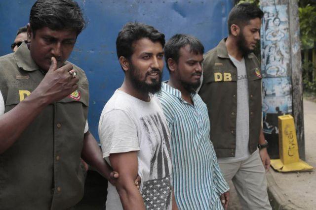ब्लाॅगर हत्याकांड - उग्रवादी संगठन असारूल्ला बांग्ला के सदस्य गिरफ्तार