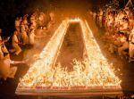US में भारतीय आध्यात्मिक गुरु के जन्मदिन पर बनाया गिनीज बुक रिकॉर्ड