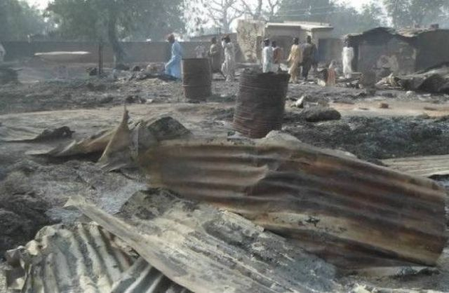 नाइजीरिया में आतंकी हमला, 86 लोगों की मौत