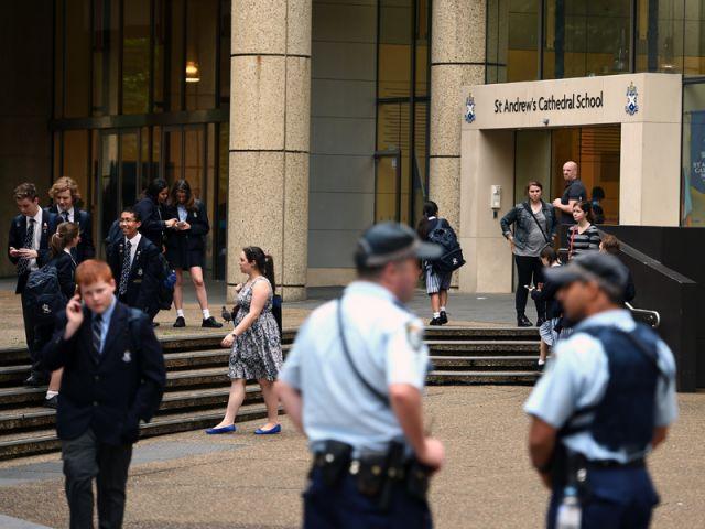 ऑस्ट्रेलिया के शहर सिडनी में स्कुल के अंदर बम की धमकी से मचा हड़कंप