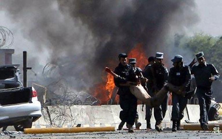 काबुल में तालिबानी हमले में 20 की मौत