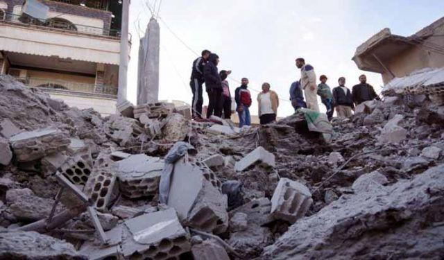 सीरिया में रुसी हमले में 21 लोग मारे गए