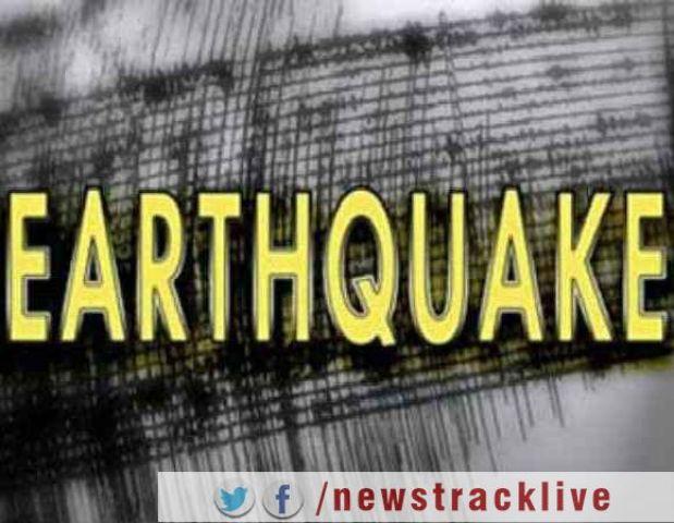 जापान में आया भूकंप, तीव्रता आंकी गई 6.7