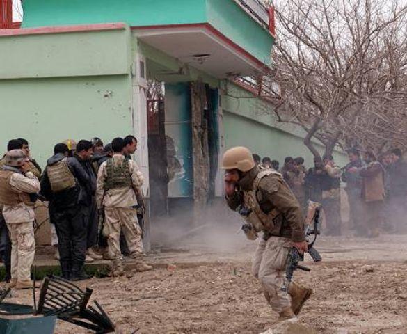पाकिस्तानी आर्मी ने किया था भारतीय दूतावास पर हमला