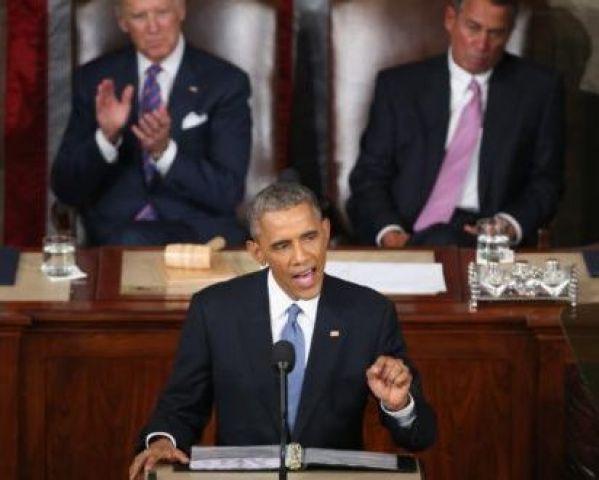 अमेरिकी कांग्रेस में अंतिम बार सुनाई दी ओबामा की स्पीच
