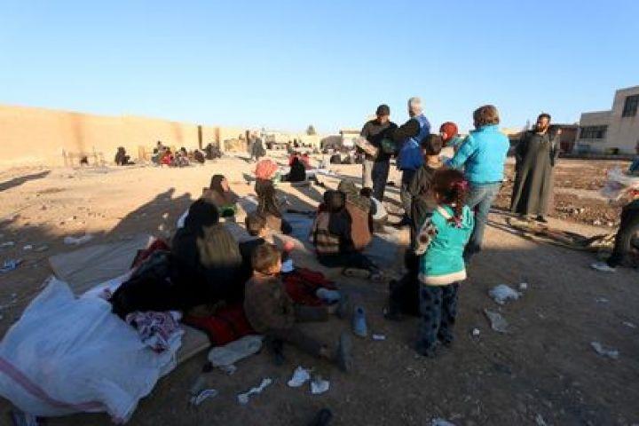 IS ने सीरिया में 270 लोगो को किया रिहा