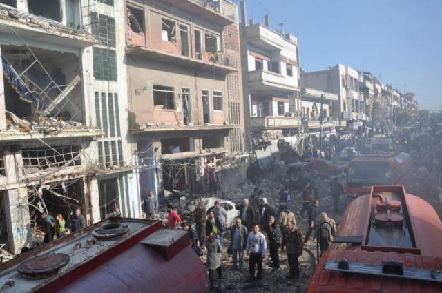 सीरिया में बम धमाके में 23 की मौत