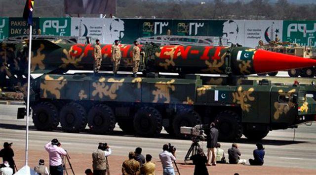 अमेरिका को है भारत-पाकिस्तान के बीच परमाणु युद्ध की आशंका