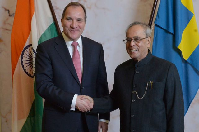 राष्ट्रपति का स्वीडन दौरा, 6 समझौतों पर बनी सहमती
