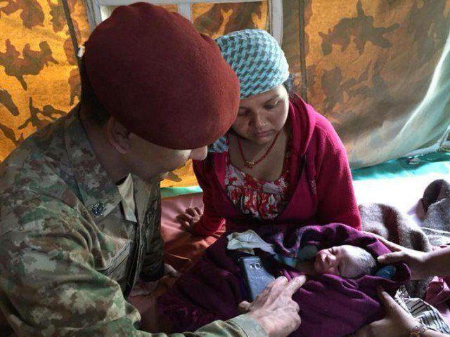 नेपाल में पैदा हुए बच्चे का नाम रखा 'लाहौर'