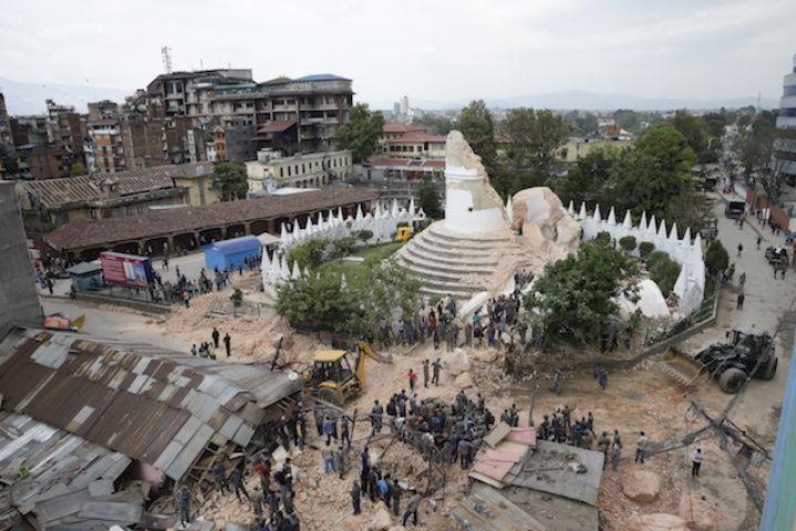 नेपाल में फिर 5.1 तीव्रता का भूकंप