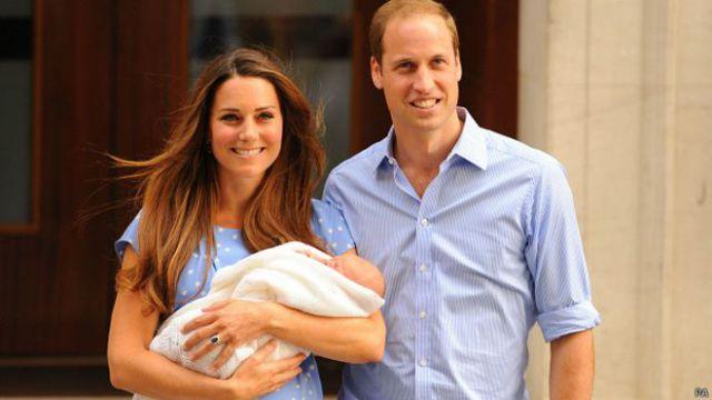 ब्रिटिश राज परिवार में गूंजी किलकारी