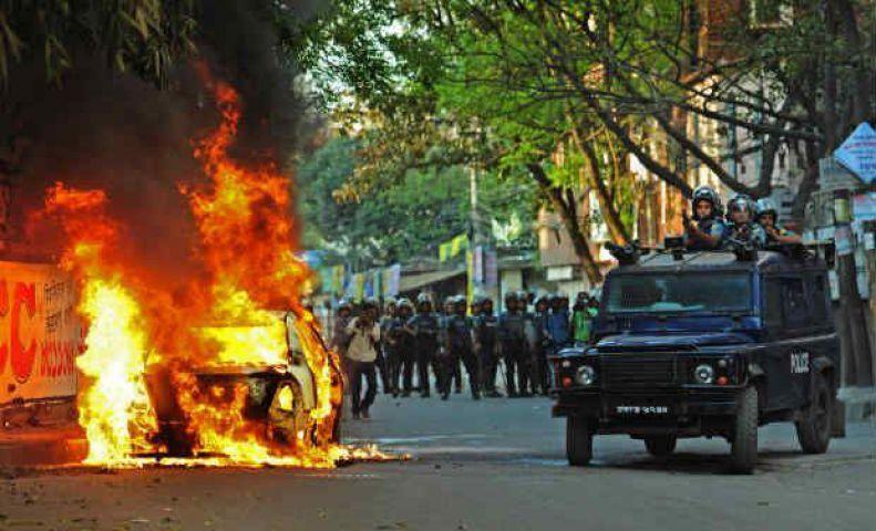 मैक्सिको हिंसा में 7 लोगों की मौत