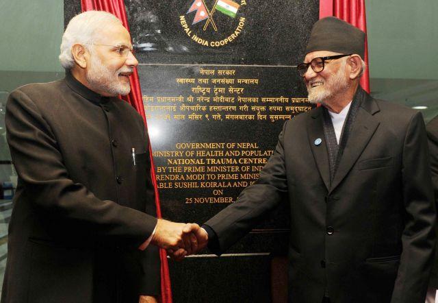 भारत जैसा पड़ोसी होना सौभाग्य की बात है : कोईराला