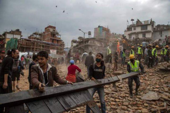 नेपाल में भूकंप के 2 हल्के झटके