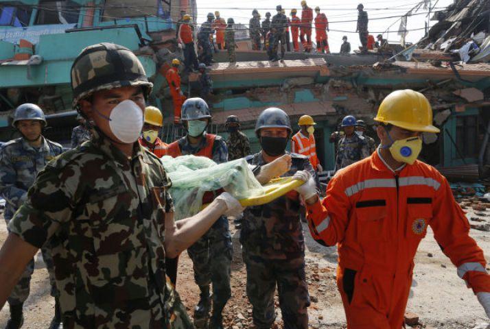 नेपाल भूकंप में मृत 50 विदेशियों में 38 भारतीय