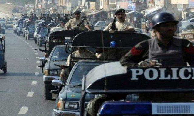 कराची में मुठभेड़, 4 आतंकवादी ढेर