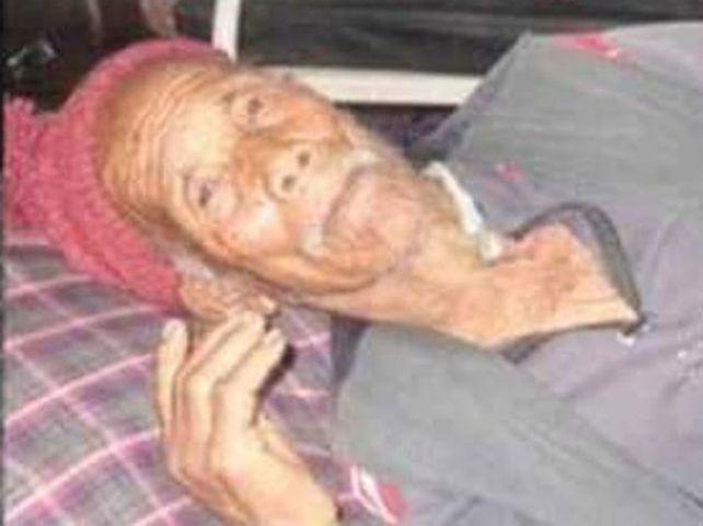 168 घंटे बाद 105 वर्षीय बुजुर्ग को मलबे से निकाला
