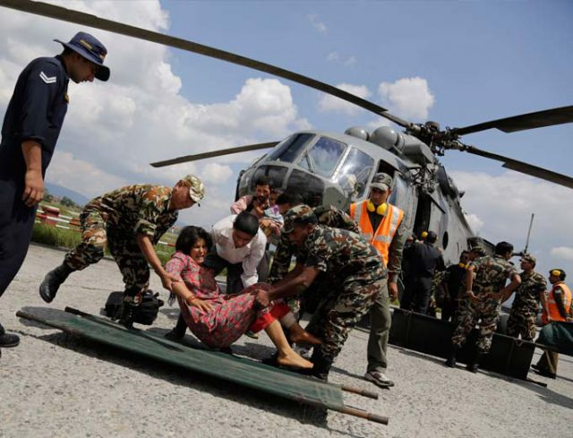 अंतिम दौर में पहुंचा राहत कार्य, नेपाल सेना ने संभाली कमान