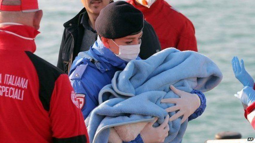 भूमध्य सागर में नाव डूबने से कई भारतीयों के मरने की आशंका