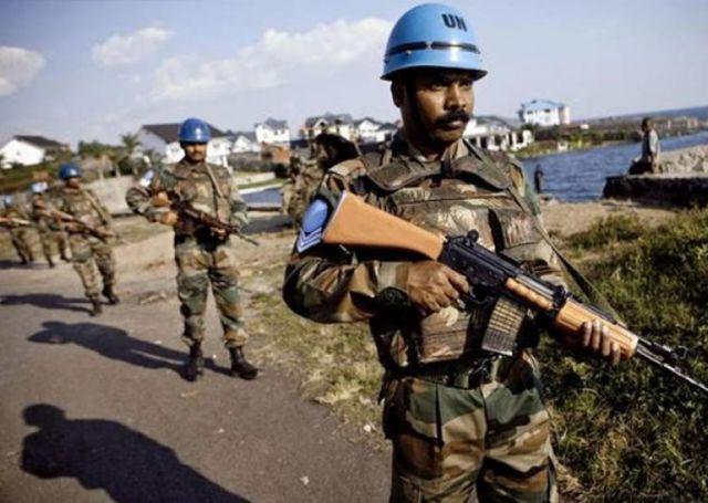 कांगों में 32 भारतीय शांति सैनिक घायल