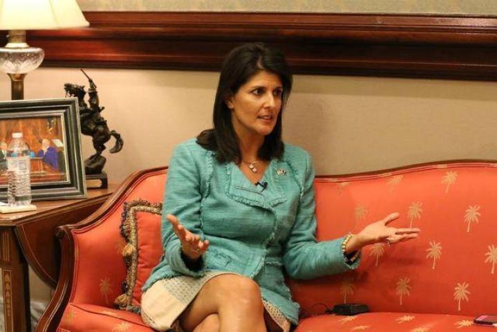 अमेरिका की विदेश सचिव बन सकती हैं भारतीय मूल की निकी