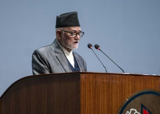 नेपाली राष्ट्रपति की अपील  'एक सप्ताह में नई सरकार चुनें सभी पार्टियां'
