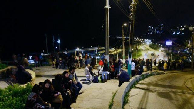 उत्तरी और दक्षिणी चिली में दो भूकंप के झटके