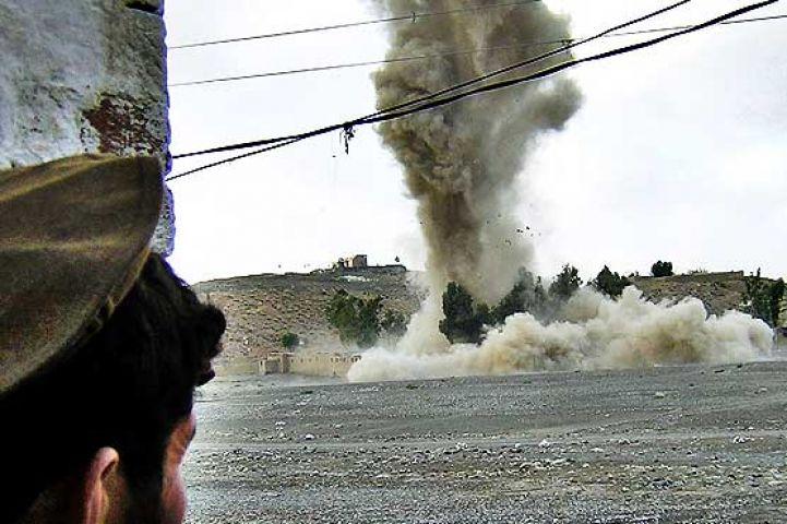 हवाई हमलों में 31 आतंकी ढेर