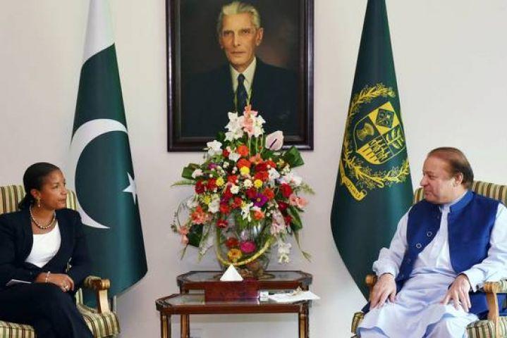 आतंक के मसले पर अमेरिका ने पाकिस्तान को चेताया