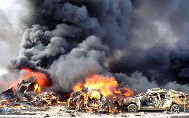 सीरिया: दो कार बम धमाकों में हुई 26 की मौत