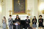 व्हाईट हाउस में चमकी भारतीय बाल कवियों की प्रतिभा