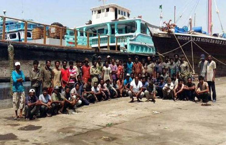 यमन में फंसे भारतीय नाविकों ने की सरकार से मदद की गुहार