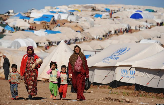शरणार्थी समझौते के उल्लंघन पर यूरोपीय संघ के 19 देशों को चेतावनी