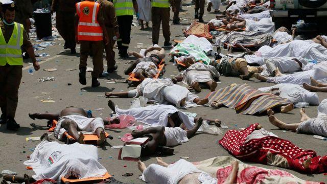 मक्का में भगदड़ में मरने वालो में 18 भरतीय भी शामिल