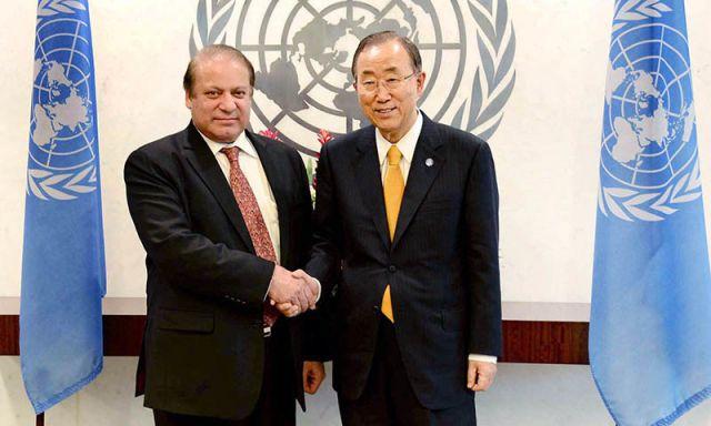 PM शरीफ ने UN में बहाए मगरमच्छ के आँसू, सीजफायर के लिए भारत को ठहराया जिम्मेदार