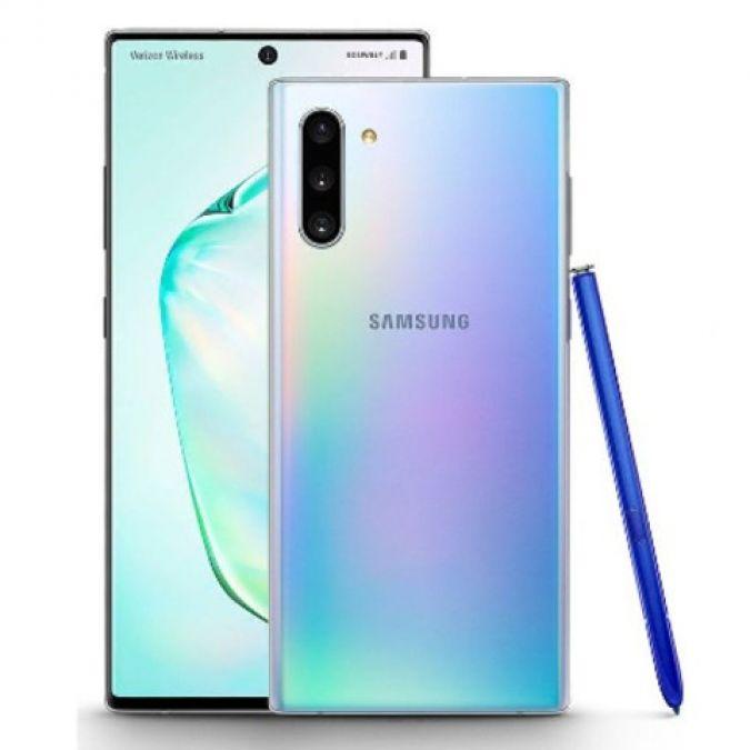 Samsung Galaxy Note 10+ 5G : बैटरी होगी पावरफुल, जानिए अन्य फीचर