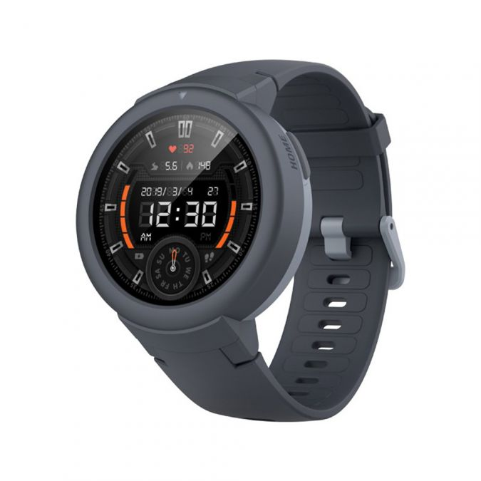 Huami Amazfit Verge Lite With 20-Day Battery Life Launched in India