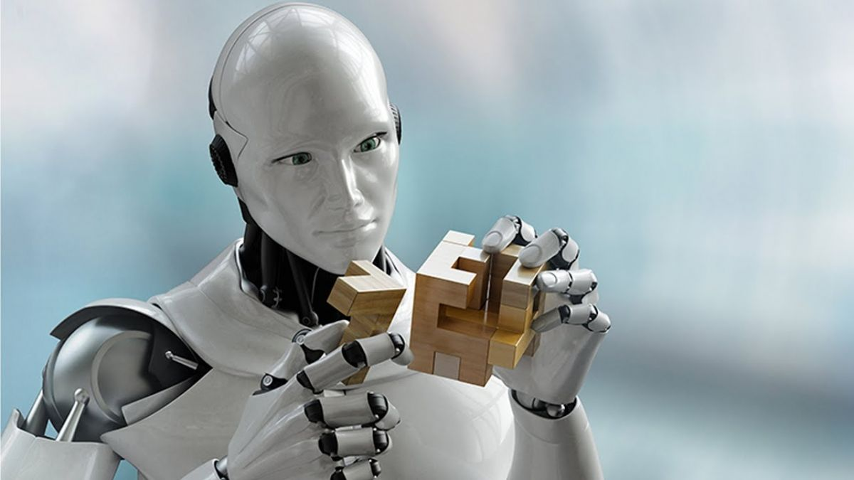 AI and robots could threaten your career within 5 years